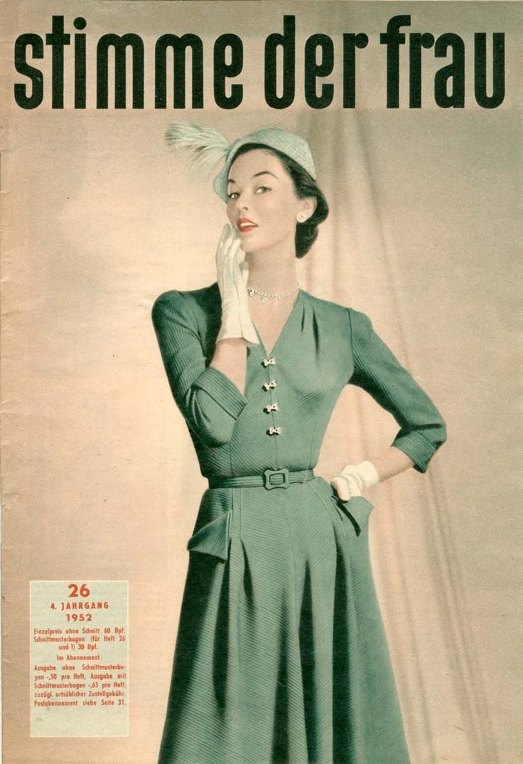 Stimme Der Frau (Germany), January 1952