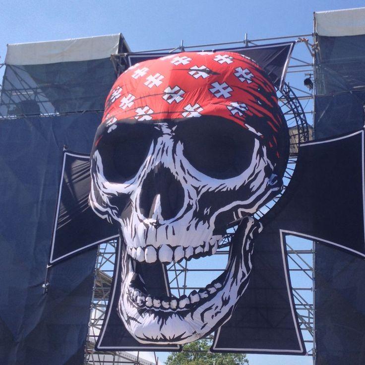 Hellfest 2015 : fil rouge de la journée du vendredi 19 juin - RADIO METAL