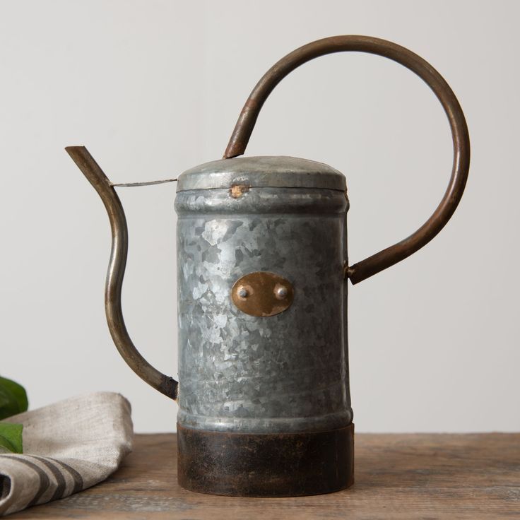 Galvanized Watering Can - Magnolia Market | Chip & Joanna Gaines