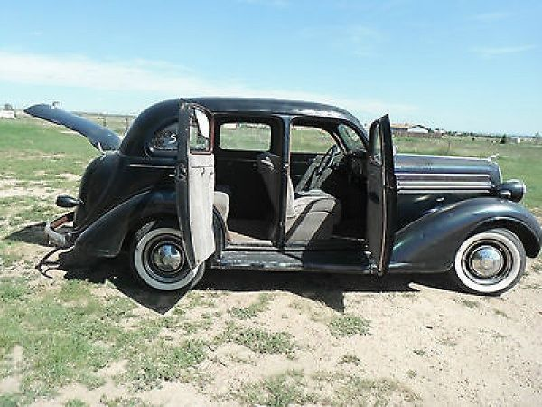 38 best images about 1936 dodge on pinterest cars for 1936 dodge 4 door sedan