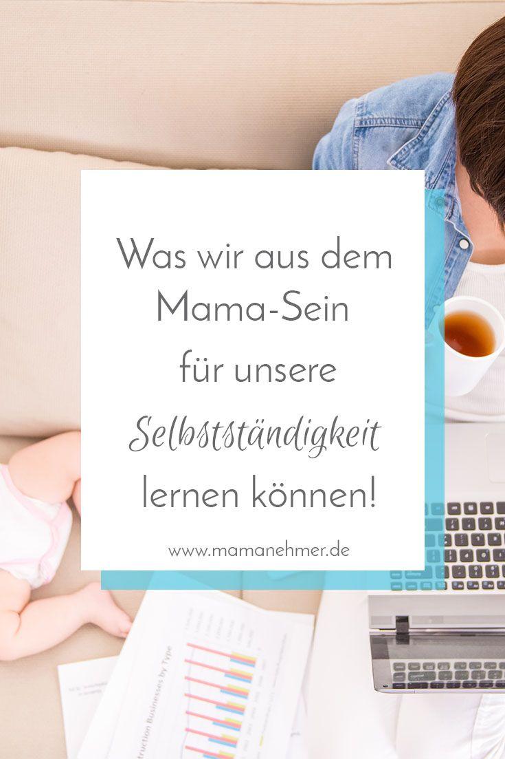 Mama arbeitet: Du glaubst, das Mama-Sein hat nichts mit der Mompreneur Selbstständigkeit gemeinsam? In diesem Video verrate ich dir einige Gemeinsamkeiten und was wir daraus für unser Mama-Online-Business lernen können!  #MamaBusiness #Mompreneur #MamaOnlineBusiness
