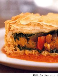 Roasted Butternut Squash Pie...must try this!