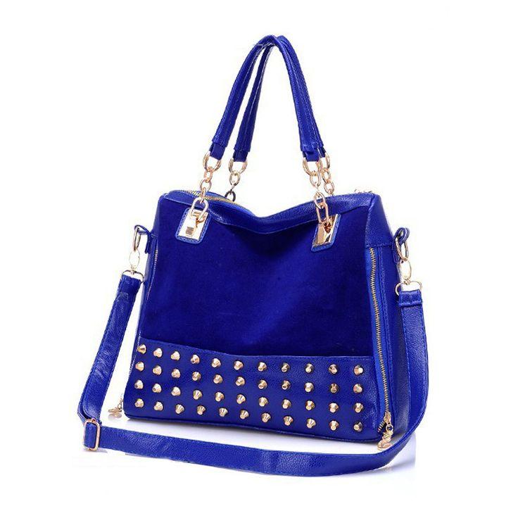 Just In Tara Studded Handbag Shop Now! http://www.shopelettra.com/products/tara-studded-handbag?utm_campaign=social_autopilot&utm_source=pin&utm_medium=pin