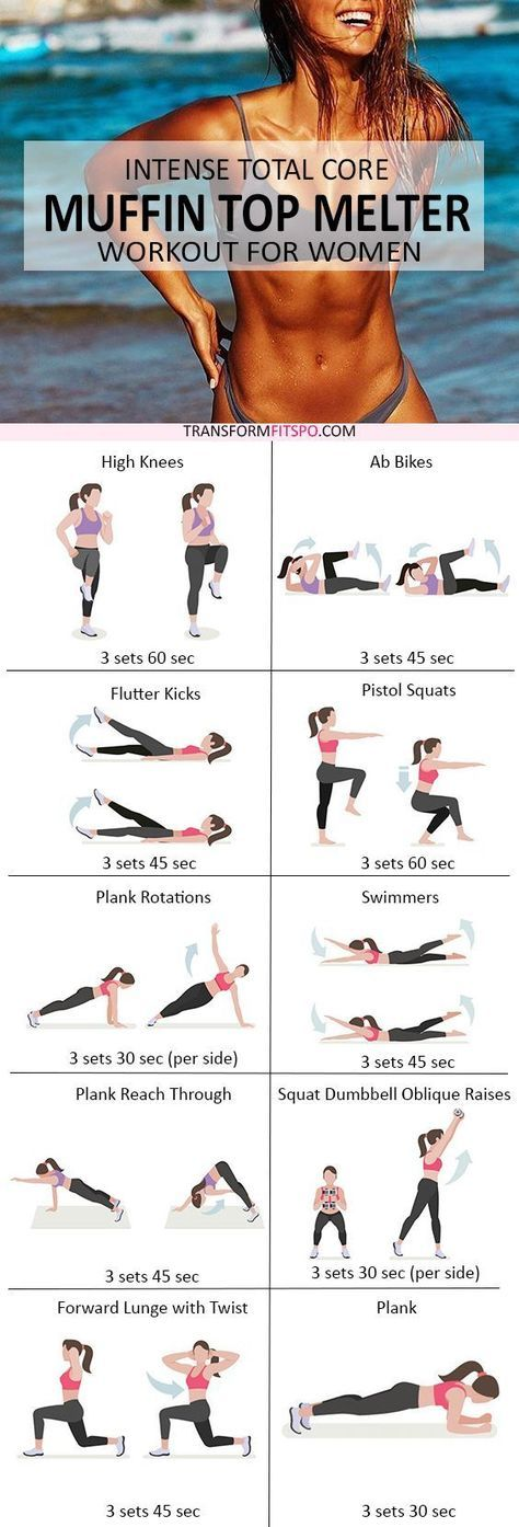 Repin and share if this workout got you in shape FAST! Read the post for the exercise descriptions.