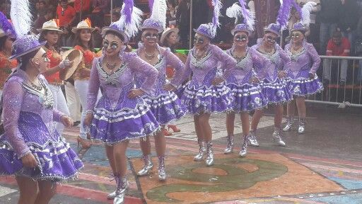 #Morenada del #CarnavalDeOruro