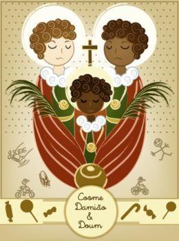 Cosme Damiao e Doum by Oradine