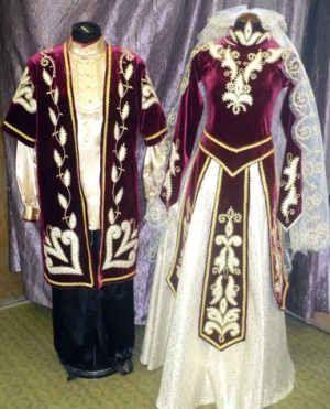 Armenian Costumes - Beautiful