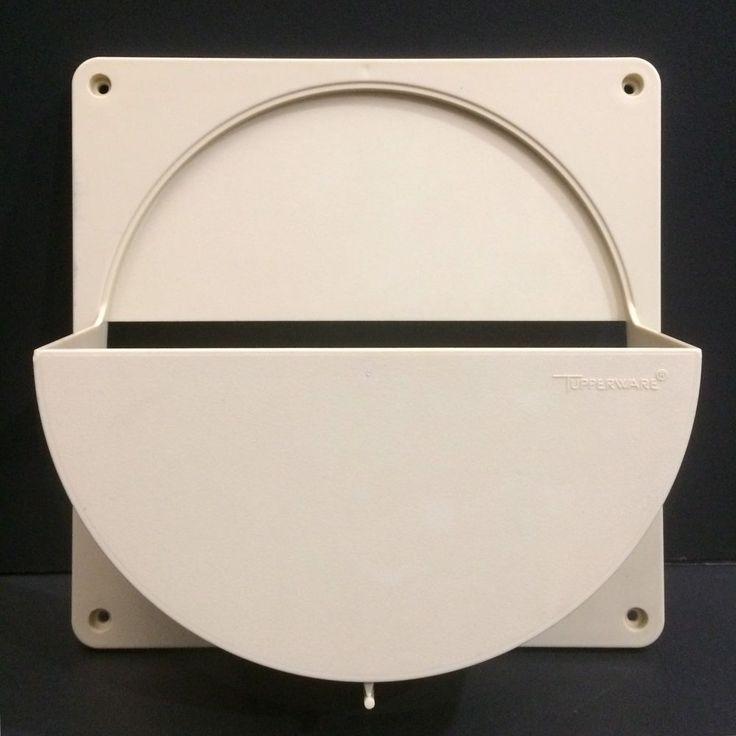 "One pre owned Tupperware Medium Seal Lid Organizer #1645. 8"" square.   eBay!"
