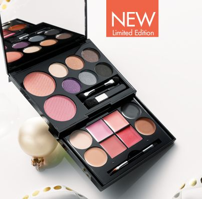 For looking fabulous on the go! New nc Studio Colour Palette to help you look your best this New Year