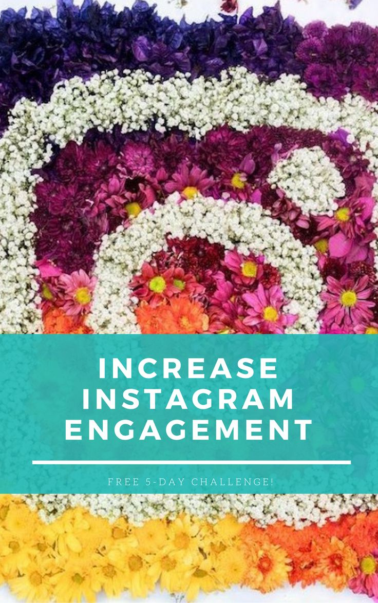 5-day FREE Instagram Challenge   5 proven organic tactics to skyrocket your Instagram engagement and attract the right type of clients in 5 days
