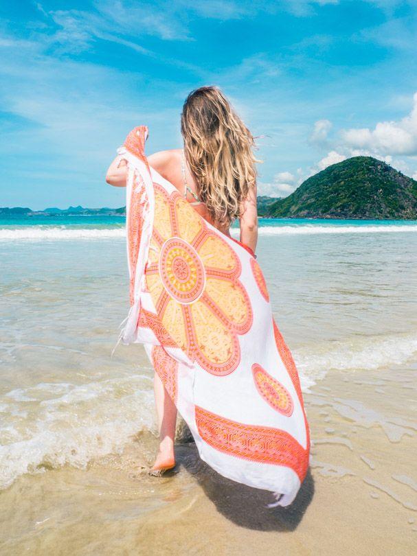 Selong Belanak Beach, Lombok, Indonesia. Summer love