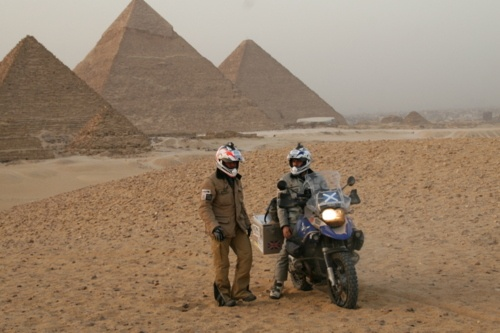 Ewan McGregor and Charley Boorman, Long Way Down