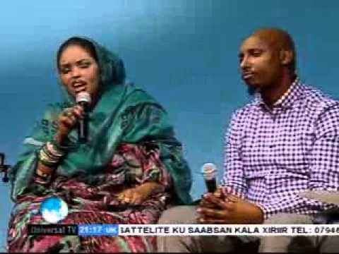 Cabdikarim Raas & Nimco Degen   Awooda 'Somali Bunjabi Band' 2013