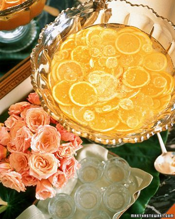 southern comfort punch. this is great! my go to for holidays, showers, any kind of party
