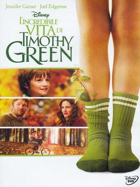 L'incredibile vita di Timothy Green è una commedia del 2012, diretta da Peter Hedges, con Jennifer Garner e Joel Edgerton.