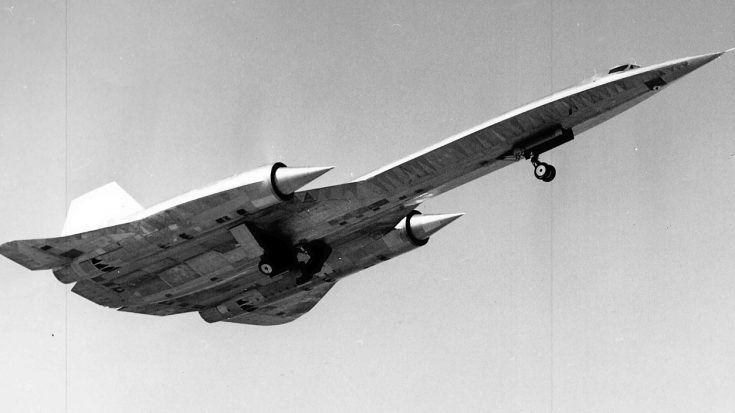A-12 Declassified: The Area 51 Test Footage   World War Wings Videos