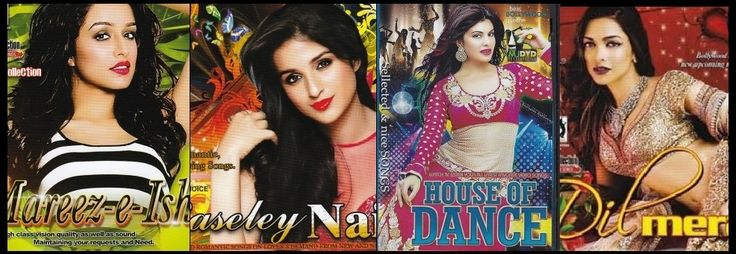 Buy online latest bollywood movie dvd, hindi dvd, Songs Dvds, CDs in Sydney from Dhadkan Music at affordable prices.