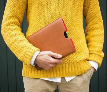 Murray iPad Sleeve