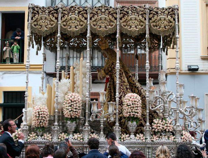 Mantos de la Semana Santa de Sevilla capitulo 2.