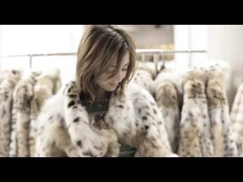 Kastoria fur fair , fur coat video experience by Lady Fur welovefur  #furcoat #ladyfur #furs