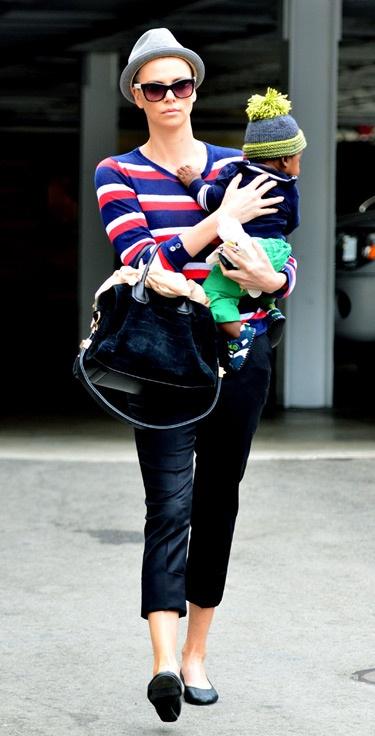 Charlize Theron #sunglasses #gafasdesol #celebrities