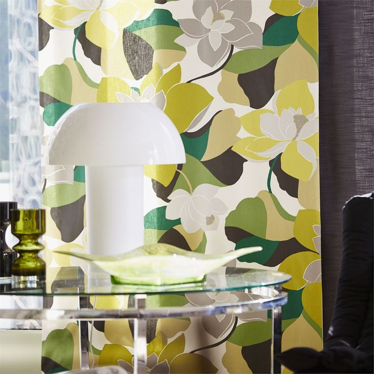 Soul Fabrics (source Scion) Fabric Wallpaper Australia / The Ivory Tower