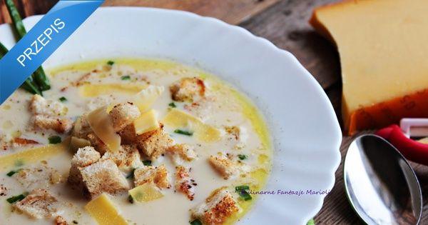 Zupa serowa http://kobieceinspiracje.pl/25483,zupa-serowa.html