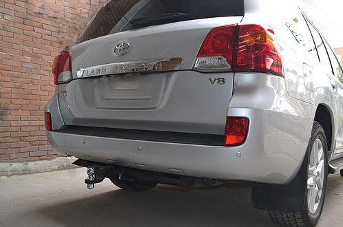 Tiro de Arrastre Toyota Land Cruiser