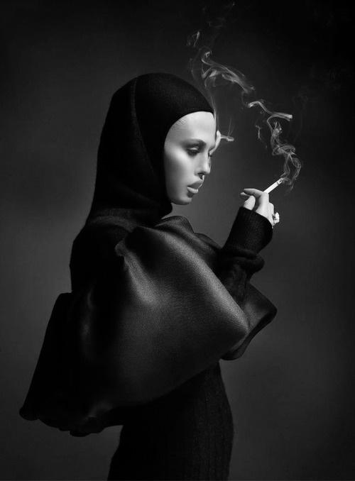 Model- Charlotte Free  Hair- Samantha Hillerby  Makeup- Osvaldo Salvatierra  Stylist- Katie Grand  Set design- David White  Photographer- Sølve Sundsbø