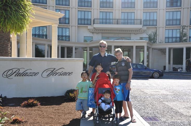 At Versace Hotel Gold Coast Australia