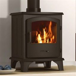 Hillandale Monterrey 5 Cast Iron Multi-Fuel Stove Defra Approved