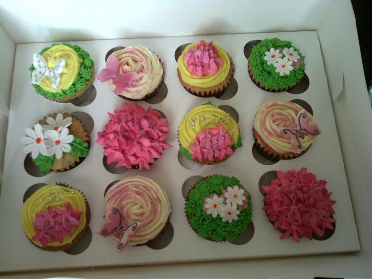 #cupcake primavera#