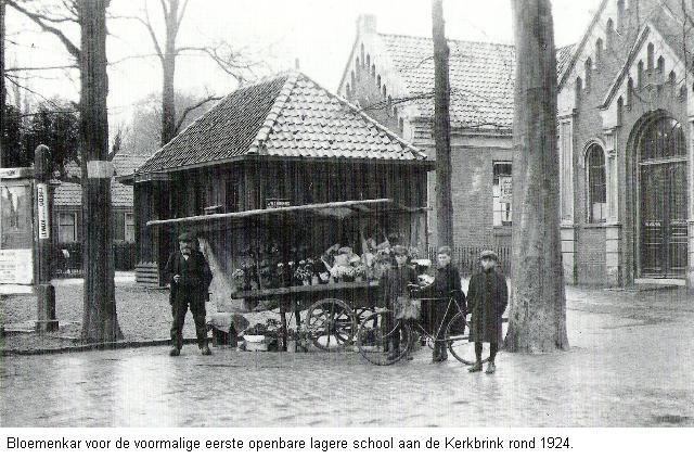 Hilversum - 1924 - Kerkbrink