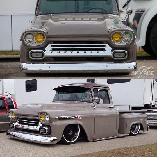 Chevrolet Apache Pick-Up
