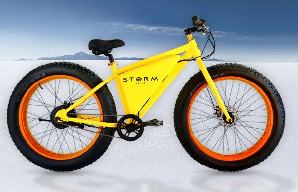 Is The Storm E-Fatbike A Total Scam Or The Most Important Crowdfunding Campaign Ever?