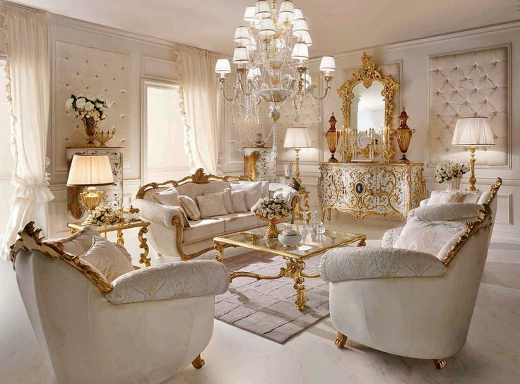 3006 best GLAMOROUS LIVING ROOMS images on Pinterest Antique