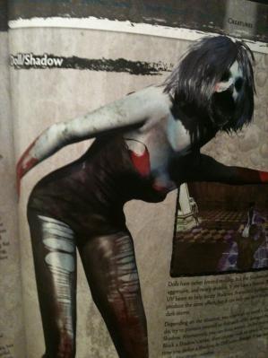 SILENT HILL DOWNPOUR Shadow Dolls