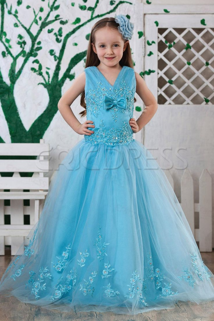 39 best Beautiful flower girl dress images on Pinterest | Bridesmaid ...
