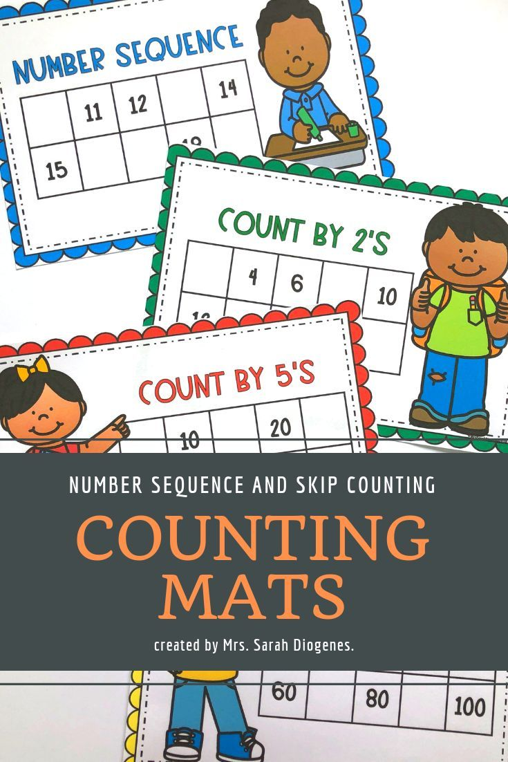 Counting Boards To Practice Number Sequence Counting By 2 S By 5 S And 10 S Amazing Hands On Reso Elementary Math Lessons Guided Math First Grade Curriculum [ 1102 x 735 Pixel ]