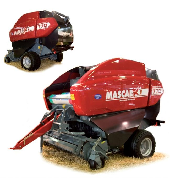Monster - Baler, design by Eros Angelini for Mascar (2010)