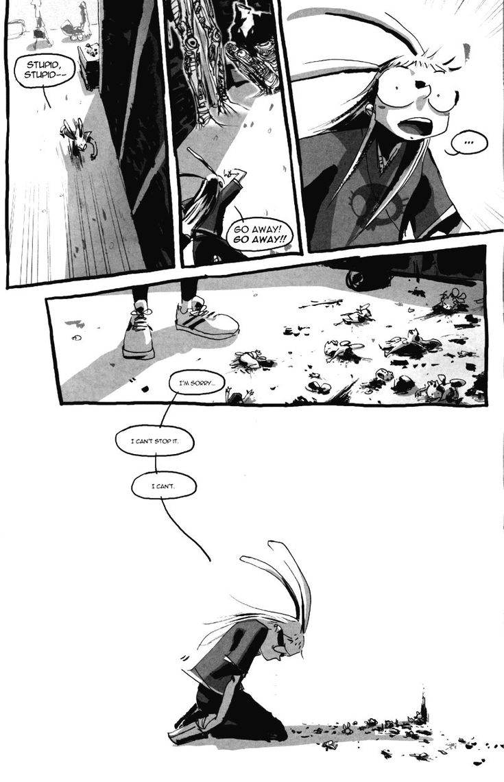 Page 12, Chapter 5 - I Kill Giants comic