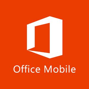 Microsoft Office Mobile ,Hearing the word Office, probably already familiar we are all ears. How not, One Besutan Microsoft software is already