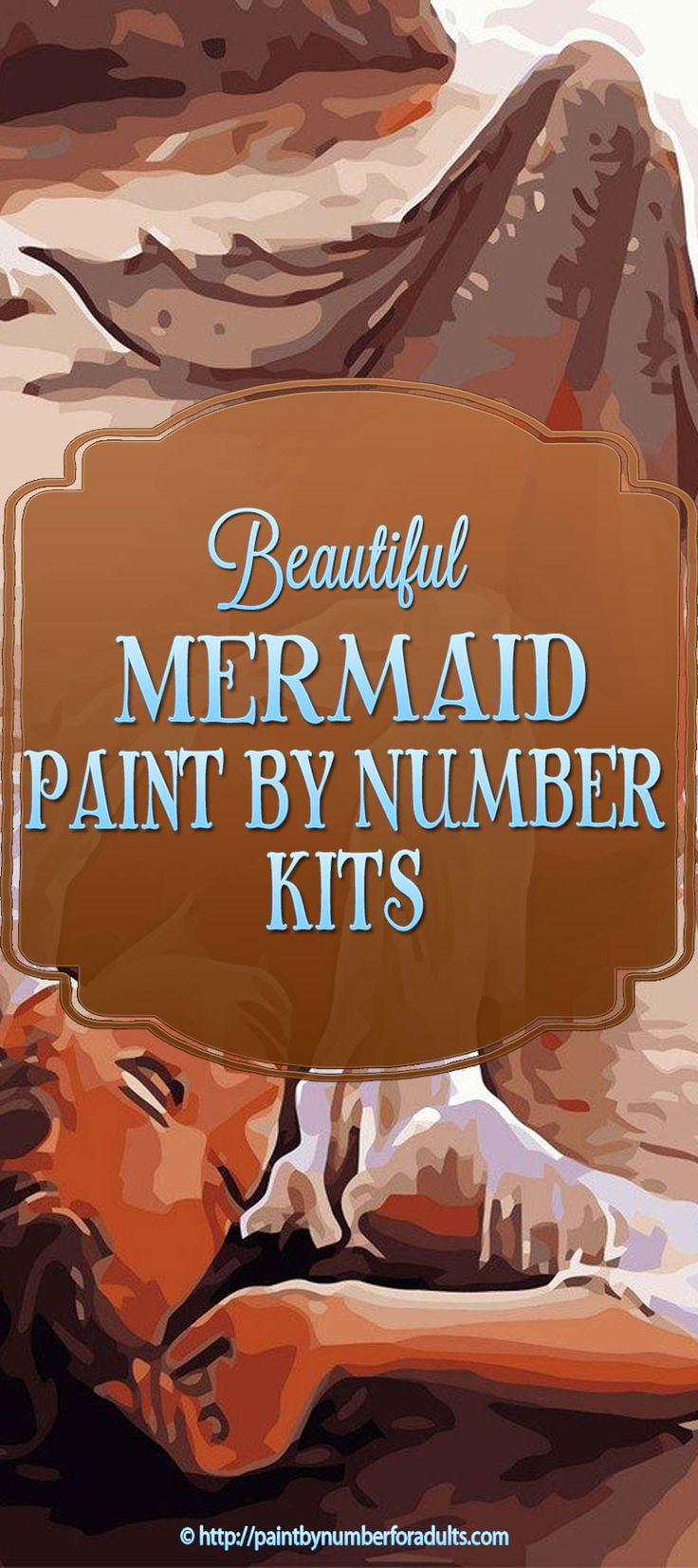 Craft master paint by number kits - Looking For Mermaid Paint By Number Kits You Ll Find Plenty Of Beautiful Paint