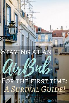 Buildings, Apartments, First-Timer's Guide to Airbnb | Packs Light