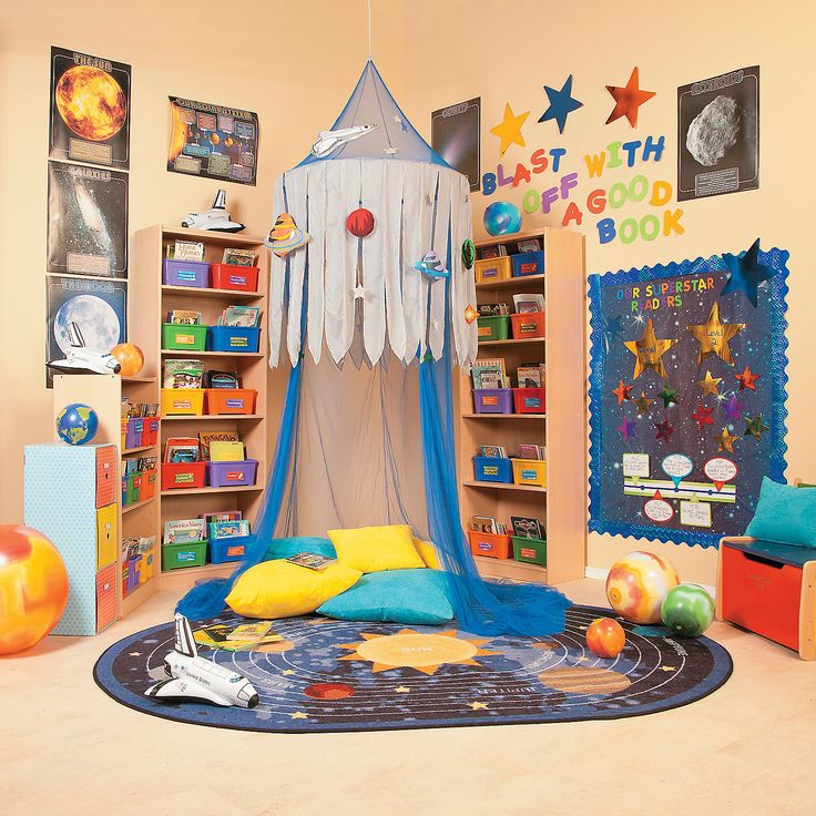 135 best space theme images on pinterest solar system outer space and the planets - Outer space classroom decorations ...