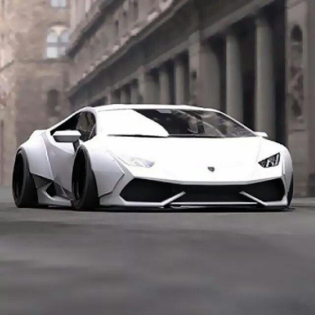 Lamborghini Huracán by Liberty Walk