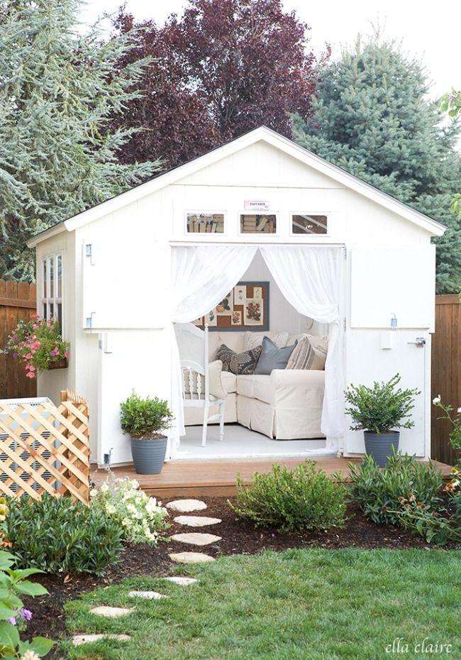 Best She Sheds Images On Pinterest Garden Sheds She Sheds