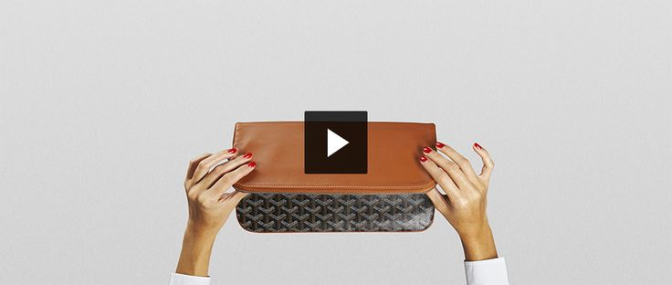 Maison Goyard has the pleasure of inviting you to discover the new chapter of its Illusions video trilogy, dedicated to the Sainte Marie soft clutch…