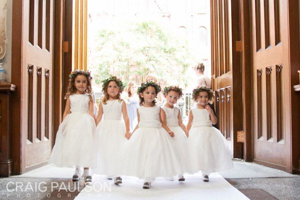 Kid Friendly - Wedding Games | Wedding Planning, Ideas & Etiquette | Bridal Guide Magazine
