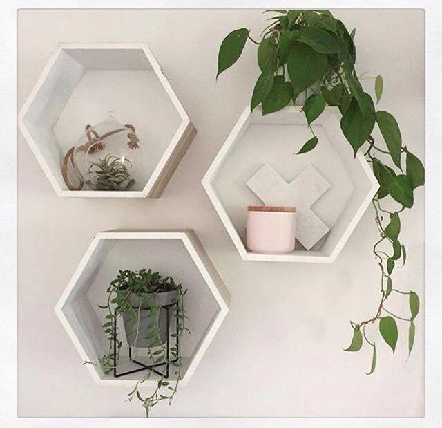Beautiful wall decor idea (Kmart Australia)